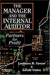 The Manager and the Internal Auditor: Partners for Profit by Gerald Vinten (13-May-1996) Hardcover