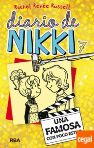 Diario de Nikki 7: Una famosa con poco estilo por RACHEL RENEE RUSSELL
