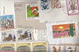 Deutschland 100 Gramm Kiloware gestempelt Deutschland Mission (Briefmarken für Sammler)