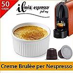 ORZO BIOLOGICO Must Espresso Italiano 100 CAPSULE COMPOSTABILI Nespresso Compatibili - 10 confezioni da 10 capsule