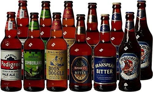Marstons Classic Assorted Ales, 12 x 500 ml