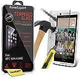 HTC Desire 626 626G Film Protection en Verre trempé écran protecteur ultra résistant Tempered Glass Screen Protector Pour HTC Desire 626 626G