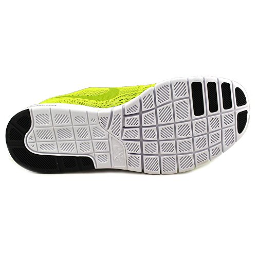Nike - NIKE SB LUNAR PAUL RODRIGUEZ 9, Scarpe da ginnastica Unisex – Adulto Multicolore (Amarillo / Blanco / Negro (Cyber / Black-White))