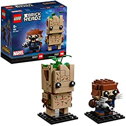 Brickheadz Groot e Rocket, 41626