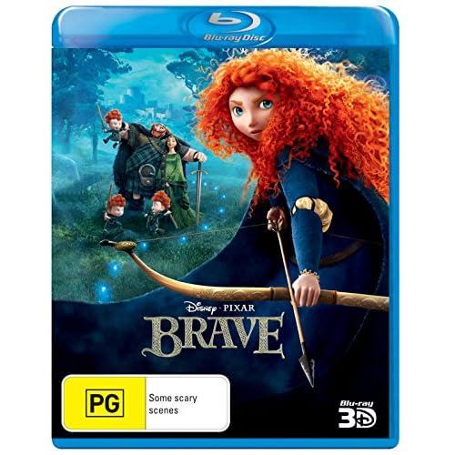 Brave (Rebelle) [Disney - Pixar 3D Blu-ray] 2