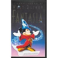 Fantasia (1940) VHS