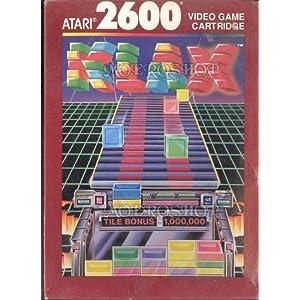 Klax – Atari 2600 – PAL