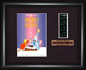 The Sword in the Stone Disney- Framed filmcell picture