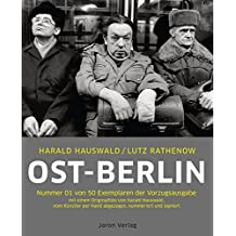 Ost-Berlin. Vorzugsausgabe: Die verschwundene Stadt