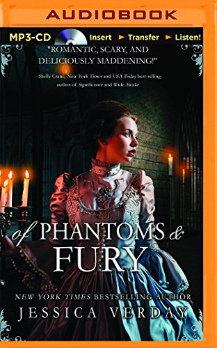 Of Phantoms and Fury (Of Monsters and Madness, Band 2)