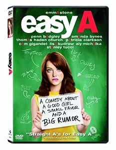 Easy a [DVD] [2010] [Region 1] [US Import] [NTSC]