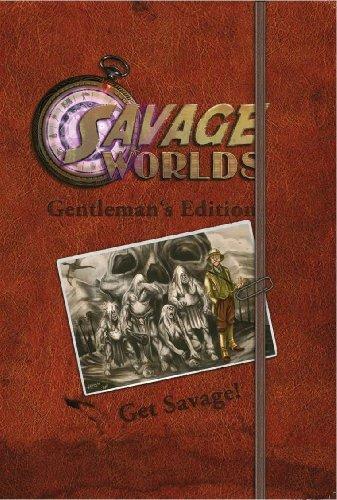 Savage Worlds - Gentleman´s Edition