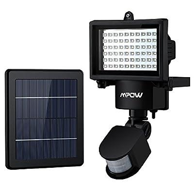 Mpow solaire détecteur de mouvement LED