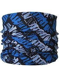 Multifunctional Headwear Blue Scribble