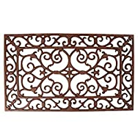 Esschert Fallen Fruits Small Cast Iron Door Mat