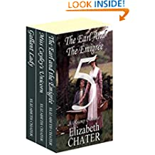 The Elizabeth Chater Regency Romance Collection #5