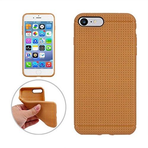 iPhone Case Cover Housse de protection en TPU pour iPhone 7 Plus ( Color : Magenta ) Gold