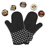 Best Mitaines Four - DEIK gants de cuisson Mitaines de four 300 Review