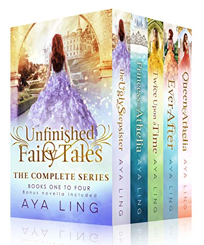3f07c584d The Unfinished Fairy Tales  The Complete Series (English Edition)
