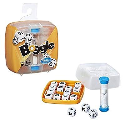 Hasbro Gaming - Jeu de Lettre - Boggle, C2187