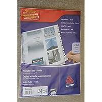 Avery 5412061 - Pack de 96 pestanas adhesivas