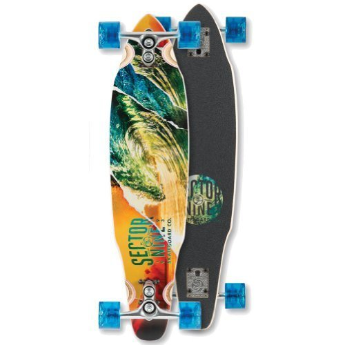 sector-9-chamber-drop-through-flush-mount-deck-skateboard-assorted-by-sector-9
