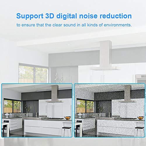 Hohe Auflösung 4.0MP AHD CCTV Kamera, HD Innen/Außen IP66 Wasserdichte 36 IR LEDs Bullet Kamera mit IR Cut Nachtsicht Bewegungserkennungs Videoaufzeichnung