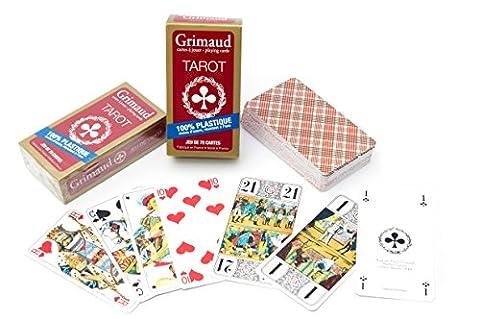 Grimaud - 393600 - Tarot - 78 Cartes