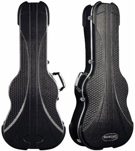 ROCKCASE RC-ABS10513 BCT Premium Delux Line Koffer für Akustik-Bass, schwarz
