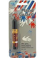Hand Sanitizer Yarto Novelty 5ml Guardsman/Soldier Mini Spray SC1256