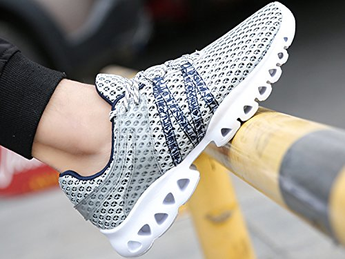 Sneakers Tênis r Iiiis Tênis Cinza Boa Azul Homens Mulheres Esportivos Qualidade Leves Calçados xdAqwYXq