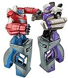 Hasbro - Transformers Battlemaster, 2 personaggi