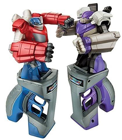 Transformers - A6664E240 - Jeu De Plateau - Battle Masters - Pack de 2 - Optimus Prime et Megatron