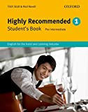 Highly Recommended, New Edition: Student's Book: Student Book
