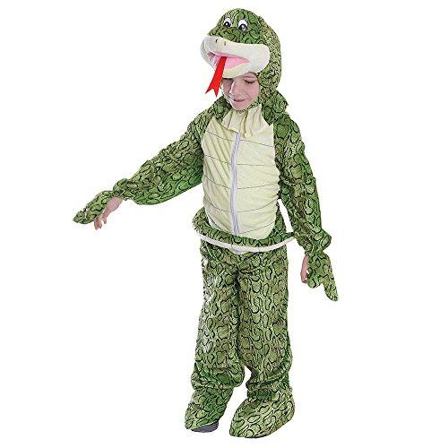 Bristol Novelty CC080 Schlange Kostüm für Kinder