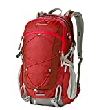 Hiking Backpack Travel Rucksack Waterproof Mountaintop 40L Daypack for Outdoor Sport Camping Cycling
