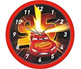 empireposter Wanduhr - Cars - Lightning