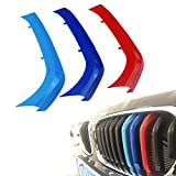Striscia griglia M-Color ABS per inserimento di griglie renali per F20 / F21 serie 1, 15-18 (11 portanti)