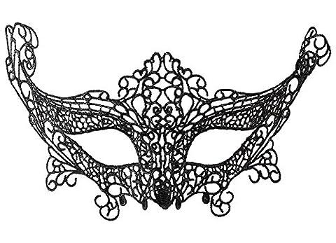 Halloween Costumes Idées Pour Couples Photos - Moolecole Halloween Masque Sexy Femelle Dentelle Amusement