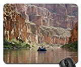 rafting on the colorado river in grand canyon Mouse Pad, Mousepad (Canyons Mouse Pad)