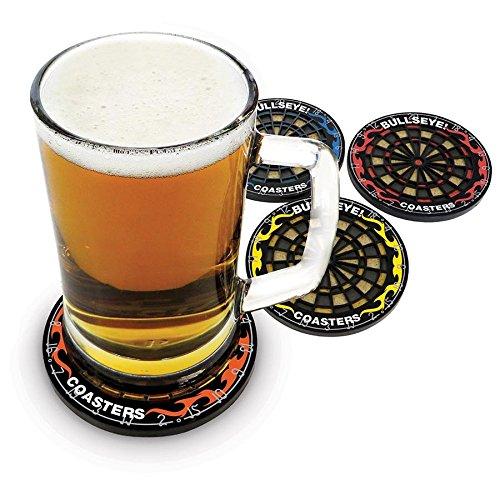 Geschenke/Strumpffüller/Wichtel-Geschenke, Dartboard Drink Coasters