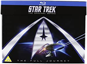 Star Trek: Original TV Series [Blu-ray] [Import anglais]
