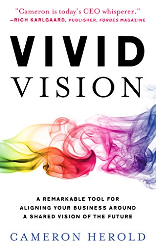 Vivid Vision: A Remarkable Tool For Aligning Your Business Around a Shared Vision of the Future (English Edition)