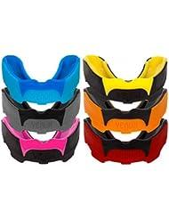 """'Venum Protector Bucal """"Predator–Nueva colección–Protector dental, mouthguard, dientes orejeras, amarillo/negro"""