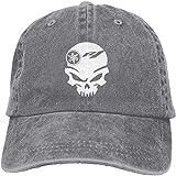 Lifewfrc2018 Designed Print Casual Hats Yamaha Motorcycle R1 Skull Logo Classic Baseball-cap