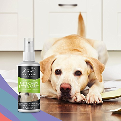 Zoom IMG-3 repellente per cani spray emmy