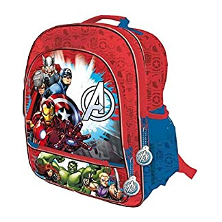 51i7PmvCKWL. SS324  - Mochila Vengadores Avengers Marvel Reunion grande