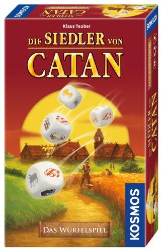 Kosmos 6991090 Die Siedler von Catan – Das Würfelspiel