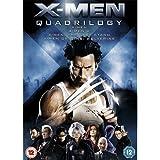 X-Men Quadrilogy - X-Men, X-Men 2, X-Men: The Last Stand, X-Men Origins: Wolverine [DVD]