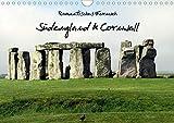 Romantisches Fernweh - Südengland & Cornwall 2020 (Wandkalender 2020 DIN A4 quer): Stimmungsvolle Impressionen zum Träumen (Monatskalender, 14 Seiten ) (CALVENDO Orte) -